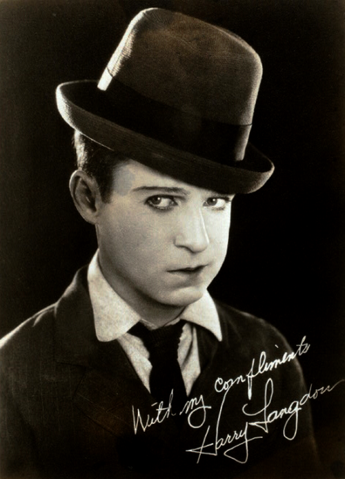 lilipopeline:  Harry Langdon