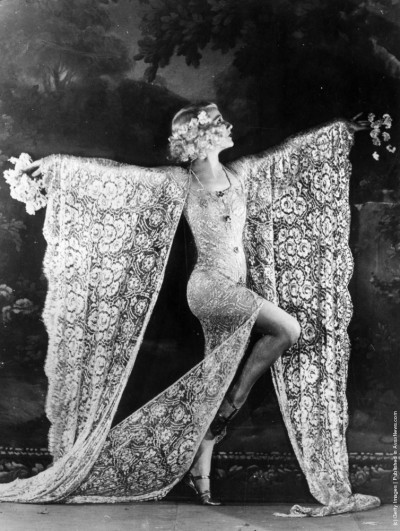 styledream:  Dancer from the Moulin Rouge, 1926