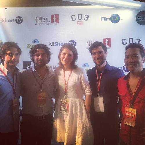 Thank you to @digitalla @kevinwinston @dailymotion @buzzfeed @makerstudios #AdamBoorstin #AnthonyDeptula #ElisabethGray #AnthonyLaysero for joining us and sharing such great insight for our #digitaldistribution #panel #hsff15 (at IgnitedSpaces)