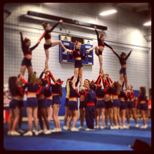 Awesome day on the mat! #theworkisworthit