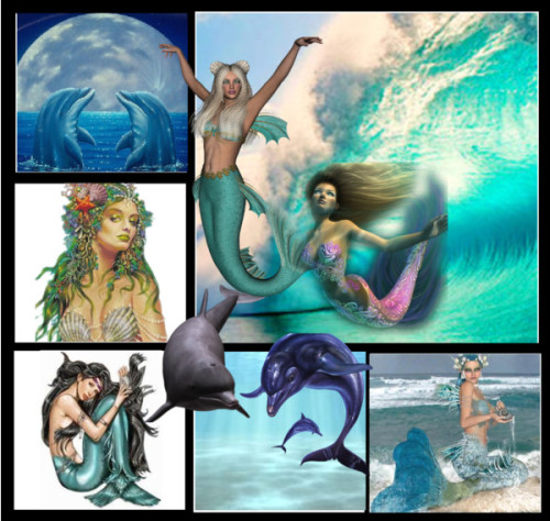 Mermaid & Dolphin Collage by enchanting-muse on PolyvoreLaFemme: Element3 / summer icon by jessica! use! / Underwater background / Mermaid Tube Pag 1 / Bienvenue Dans Mon Monde Magique! / TUBES POISSONS ET ANIMAUX DE LA MER / photo / @Независимая страница@ — «426.png» на Яндекс.Фотках / tube feerique - Page 4 / tubes dolphins