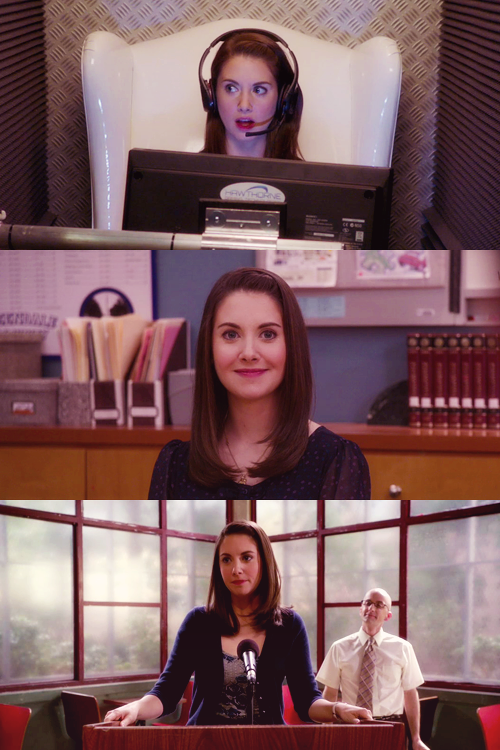 {12 favourite characters of 2012} Annie Edison, Community  Greendale has warped me like a Barbie in a microwave!
