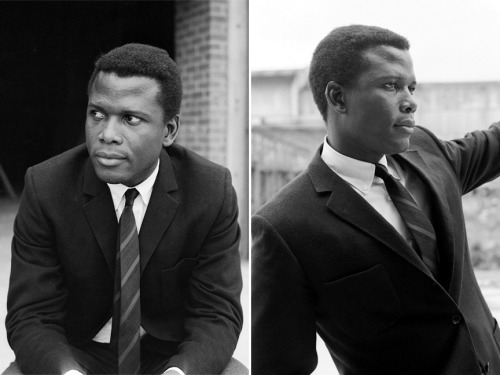 Inspiration is Where You Find It: Sidney Poitier