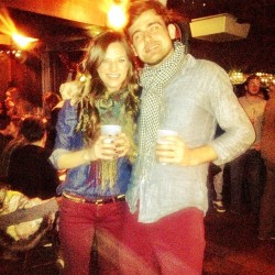 That awakes moment when you wear the same outfit as a woman to the bar. Cc: @cstefanyk @anamandaric  (at The Old Sod)