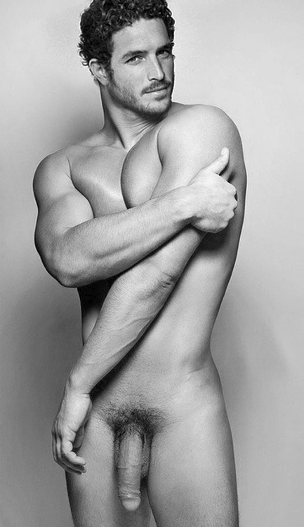 Alex libby male model nude