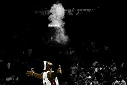 4th MVP LBJ next stop championship # 2