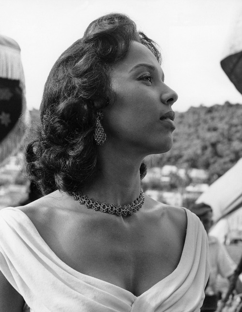 theniftyfifties:  Dorothy Dandridge