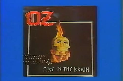 "heavy-rocker:  ""Get your combat boots stomping with OZ, Fire in the Brain!"""