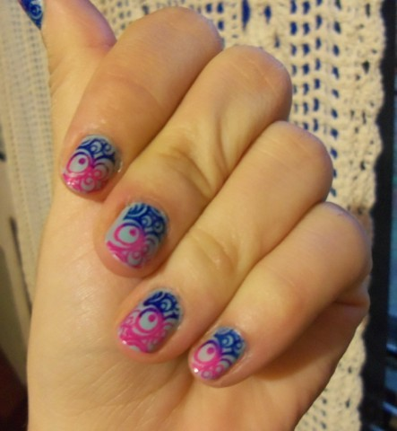 hellogiggles:  NAILS OF THE DAYby From Our Readers  http://bit.ly/18GkOkz