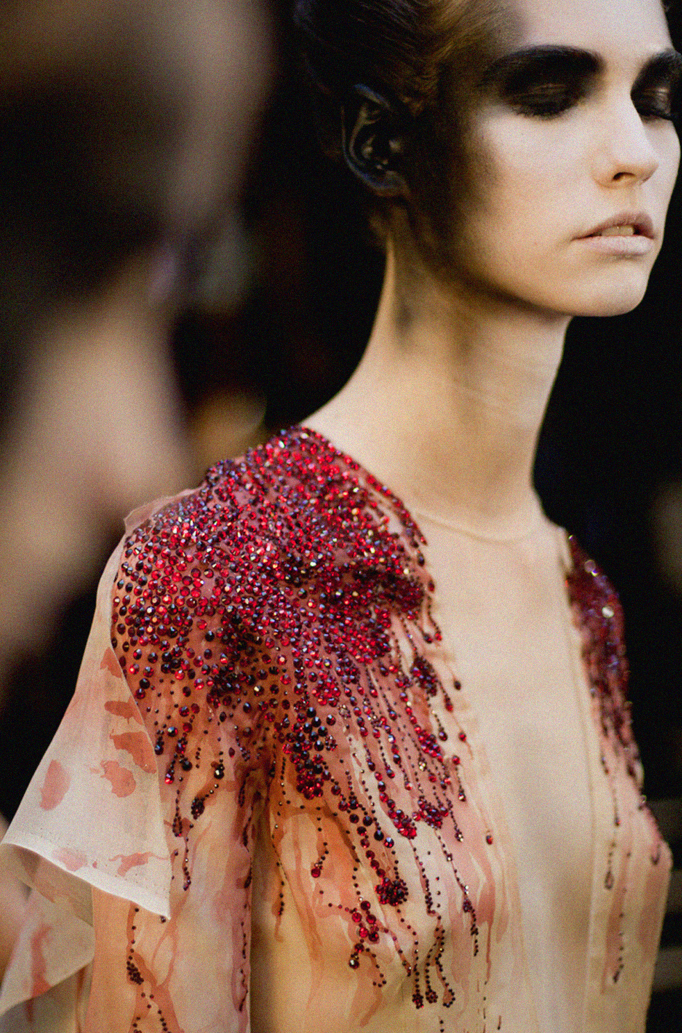stopdropandvogue:  Julien Fournié Haute Couture Fall/Winter 2010