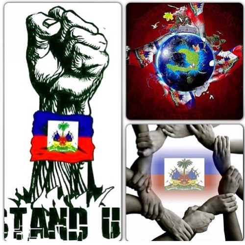 flyfederation:  S/O to all my #zoe #happyhaitianflagday#zoeday