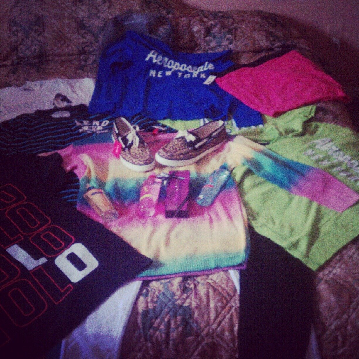 Went shopping the other day :)