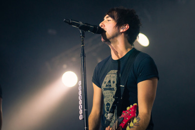imjustamoment:  Alex Gaskarth - All Time Low by melissa wahler on Flickr.