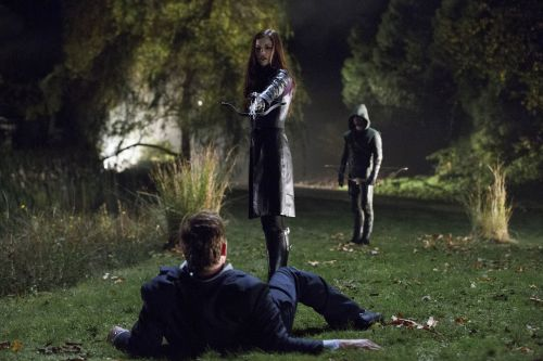 "Still from Arrow Episode #8 (""Vendetta"")—via Hypable"