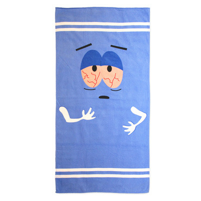 In honor of 420, the Official Towelie Towel is on sale for just $24.20 through tomorrow!