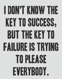 nevver:  The Key to Failure