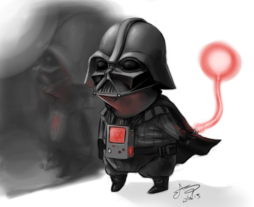 tiefighters:  Little Annie Created by Zombielijah DeviantArt || Facebook || Tumblr