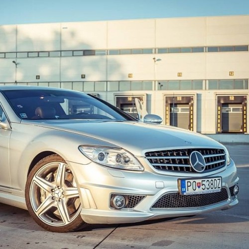 #mercedes #benz #cl500 #amg #automotive #nikon #d700