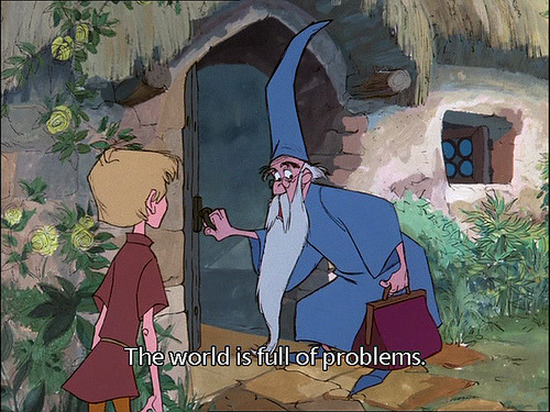 lostinthesounds:  The Sword in the Stone
