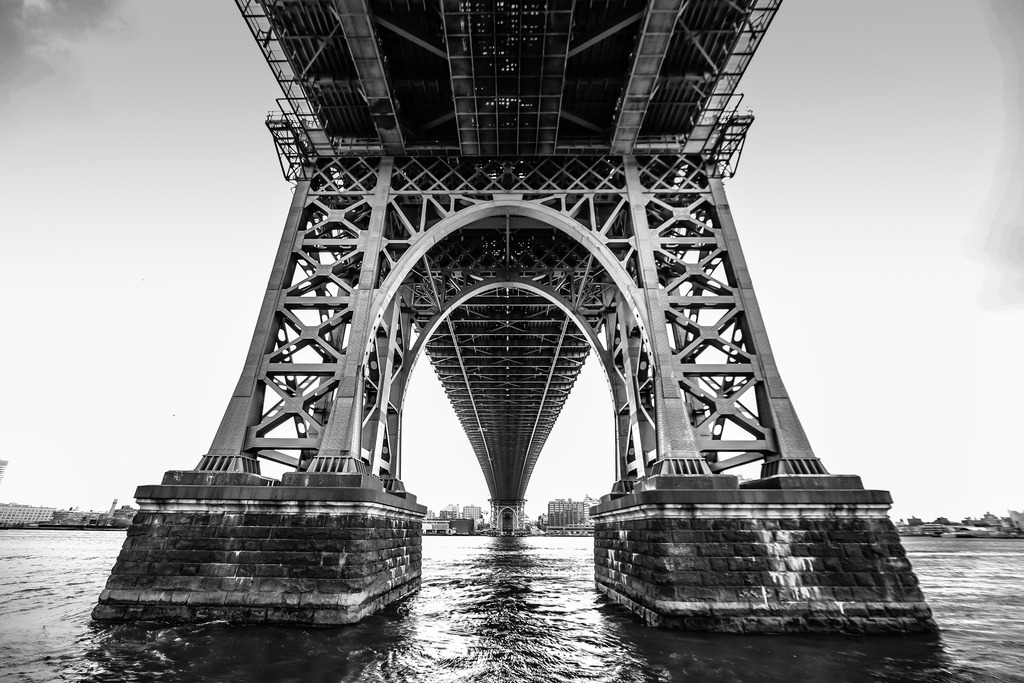 Williamsburg Bridge By Thomas Hawk