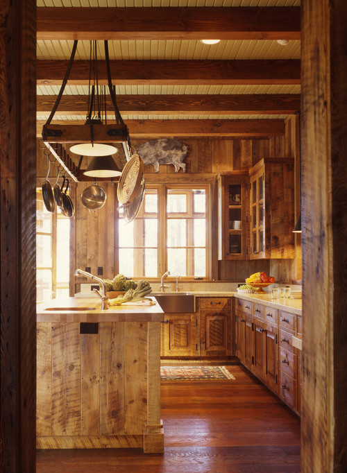 architectura:  georgianadesign:  Northern California family ranch. Tucker & Marks.  Oh my..