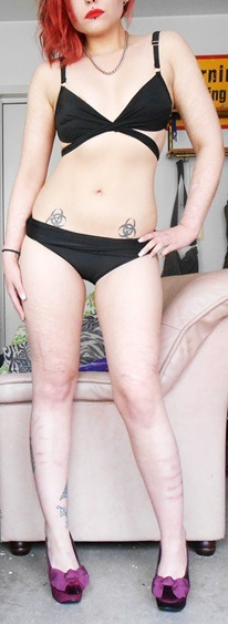 Got my new bikini yesterday! Love it! :D