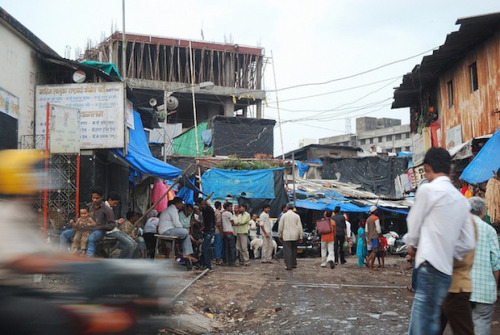 Could one of India's biggest slums be considered a sustainable community? Maybe so, argues Rachel Smith, citing sense of place, buzzing atmosphere and active citizens. What do you think? Can a slum be a sustainable community?
