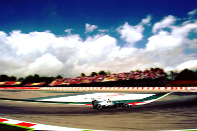 spaisnotawaterbath:  Spanish Grand Prix