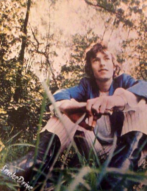 snakedrive:  Steve Winwood of Blind Faith, 1969 Photograph by Ron Raffaeli  From Blind Faith: The Visual Thing Scanned by snakedrive