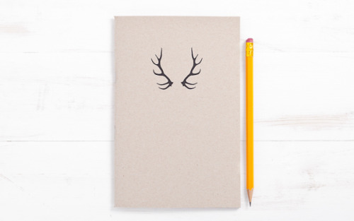 I shot this really cute Oh Deer notebook for Oelwein from France.