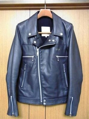 bostonroll:  Undercover double riders leather jacket | Recent Purchases