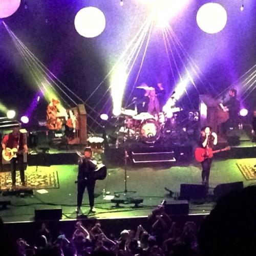 Oh God! Raggi is so cute!  XD #OfMonstersAndMen (at Fox Theatre)