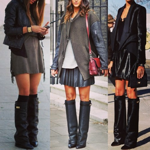 #Givenchy #boots 😍 #outfit #ideas #fashion #style