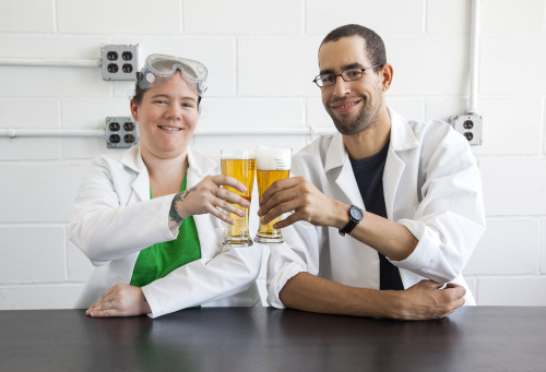 In this gift lab, Kris and Danny test out our geeky HTML Beer Glasses at the local watering hole. Click through for some tips on getting the perfect pour. Gift Lab: Decoding the Perfect Pour