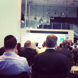 @INcubes' @BenZlotnick & @andrewschmied at Live Pitch Off @TSX (at TSX Toronto Stock Exchange)
