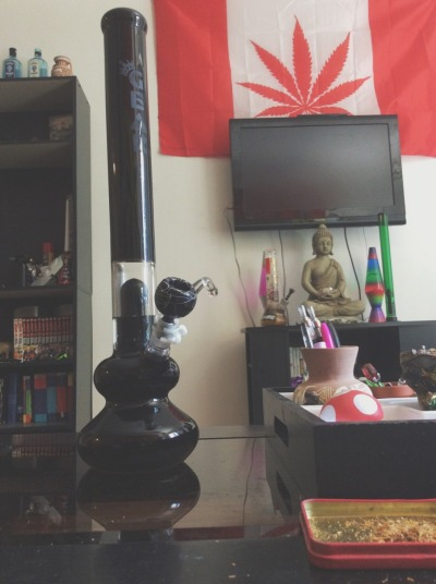 kiefeon:  marijuana-aholic:  New piece  I love everything in this picture.