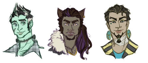 sassmaster-arjay:  guess who couldn't sleep franklin stein lycan wolf khyan de nile