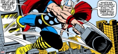By The Hammer of Thor! Physics of Flight and the Asgardian AvengerThor Flying and Rapping his Theme Song If you haven't already started, now is probably an excellent…View Post