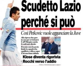 mirothelegend:  Klose becomes penalty taker It is reported by Italian media that Miro has been selected by Lazio coach Petkovic to become 2nd penalty taker after Hernanes… (Note: Miro has scored 8 penalty goals from the period of 2001-2009)