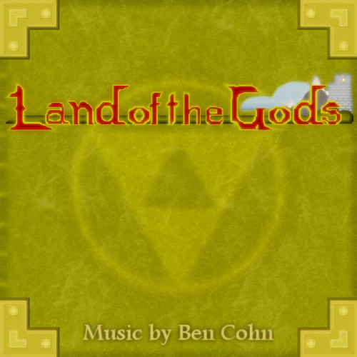 Land of the Gods, my Zelda-inspired concept album, is finally available on CD Baby! This site is hosting the highest quality versions of the audio files, and also has the full album notes at the bottom of the page, which contains those cool little blurbs I've been posting with my music (plus some extra stuff as well)! Thanks for your continued support!