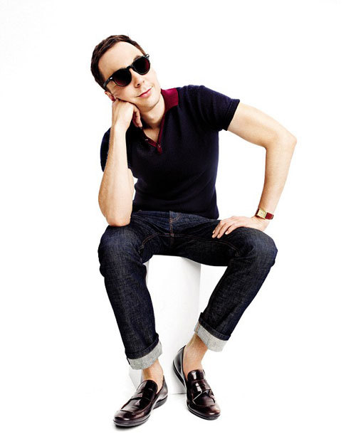 Jim Parsons in GQ