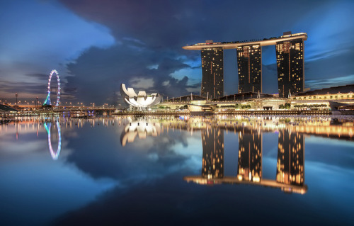 The Lion City by TheFella on Flickr.