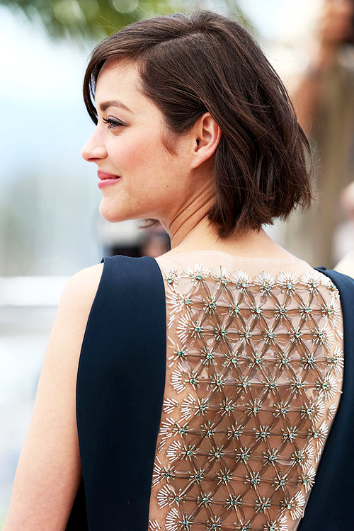 Marion Cotillard at the photocall for 'Blood Ties' at The 66th Annual Cannes Film Festival on May 20, 2013