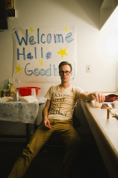 forrest kline and hellogoodbye in new york city