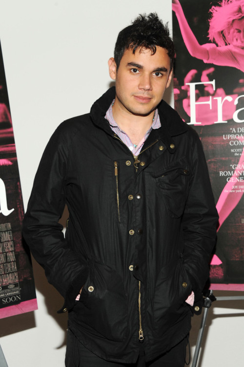 "Rostam Batmanglij attends ""Frances Ha"" New York Premiere at MOMA on May 9, 2013 in New York City. (Photo by Ben Gabbe/Getty Images North America)"