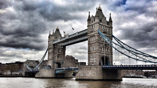 #towerbridge #london #thames #riverthames #london_only #bridge #uk #britain on Flickr.