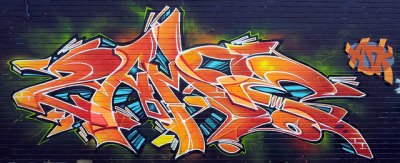 artpeoplemake:  with deams by sok'em one on Flickr.#Art #Graffiti #Sicc