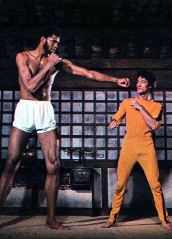Kareem vs. Bruce #gameofdeath