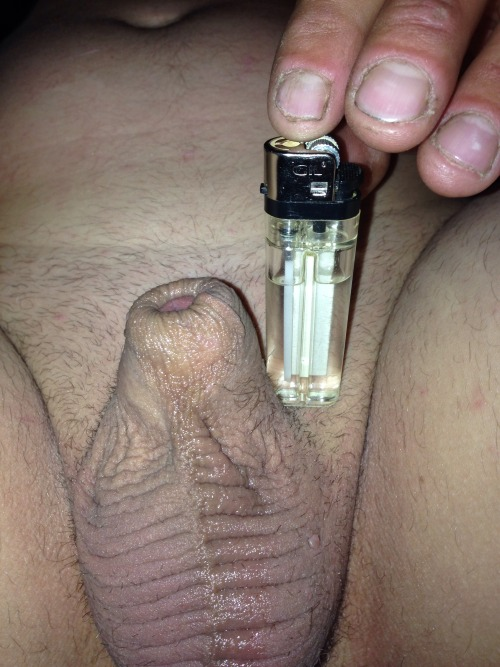 showyourtinydick:SpankySpanky or Sparky? Oh yeah and HOW THE FUCK IS THAT A PENIS?