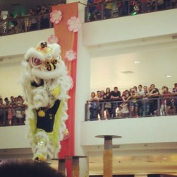 wendyqwen:  feel the #CNY!! (at Mahkota Parade)
